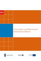 Innowacyjne i przedkomercyjne zamówienia publiczne