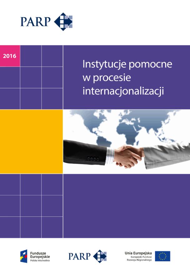 Instytucje pomocne w procesie internacjonalizacji