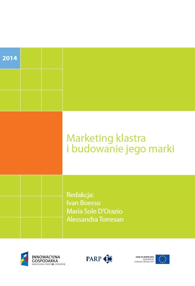 Marketing klastra i budowanie jego marki