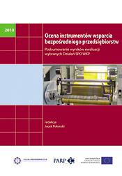Ocena instrumentów wsparcia bezpośredniego przedsiębiorstw SPO WKP