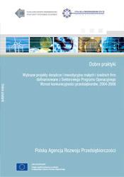 Dobre praktyki SPO Wzrost konkurencyjności przedsiębiorstw