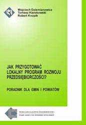 Jak przygotować lokalny program rozwoju przedsiębiorczości?