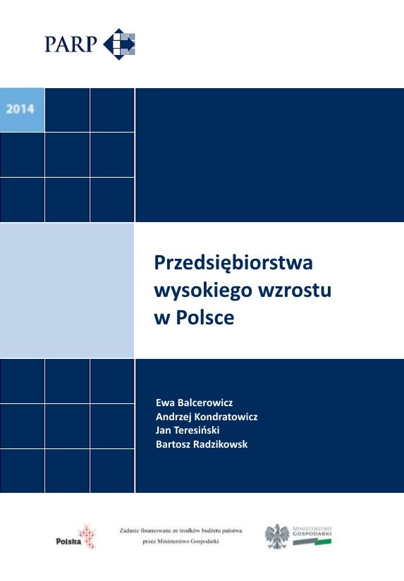 Przedsiębiorstwa wysokiego wzrostu w Polsce
