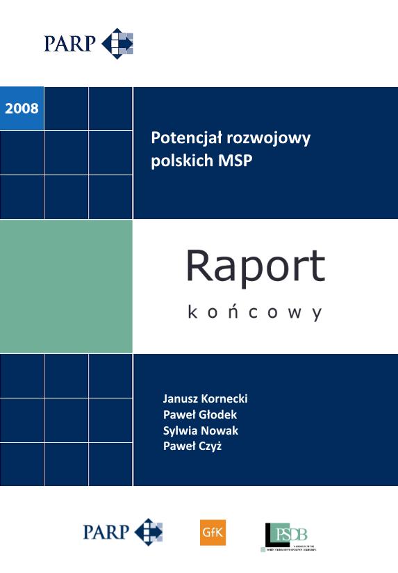 Potencjał rozwojowy polskich MSP