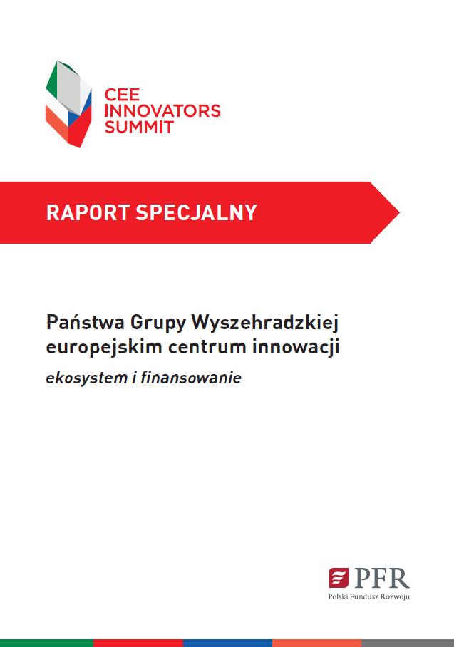 Państwa Grupy Wyszehradzkiej europejskim centrum innowacji - ekosystem i finansowanie