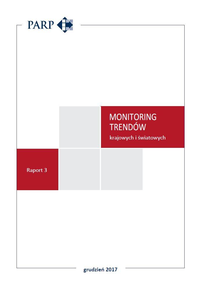 Monitoring trendów w innowacyjności - Raport 3