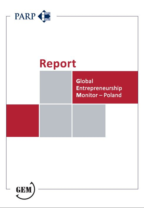 Global Entrepreneurship Monitor Poland - 2017 (EN)
