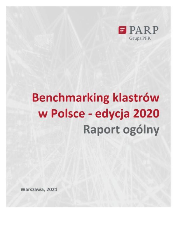 Benchmarking klastrów w Polsce – edycja 2020