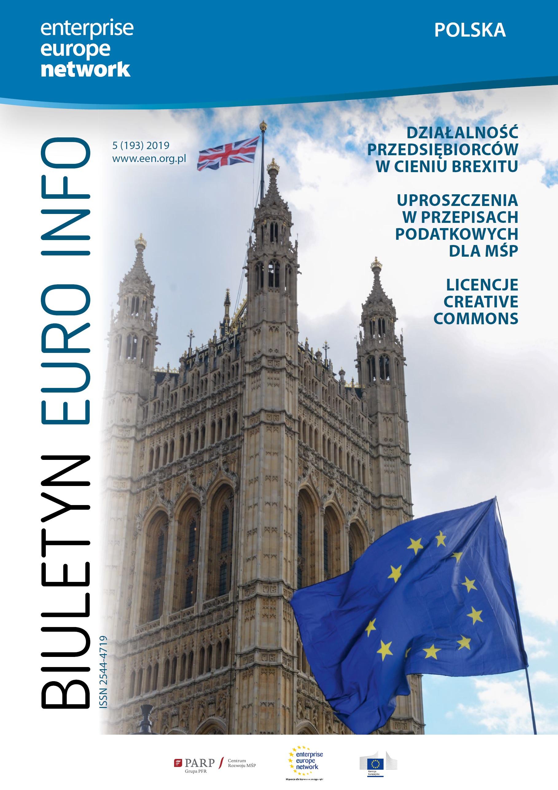 Biuletyn Euro Info 5/2019