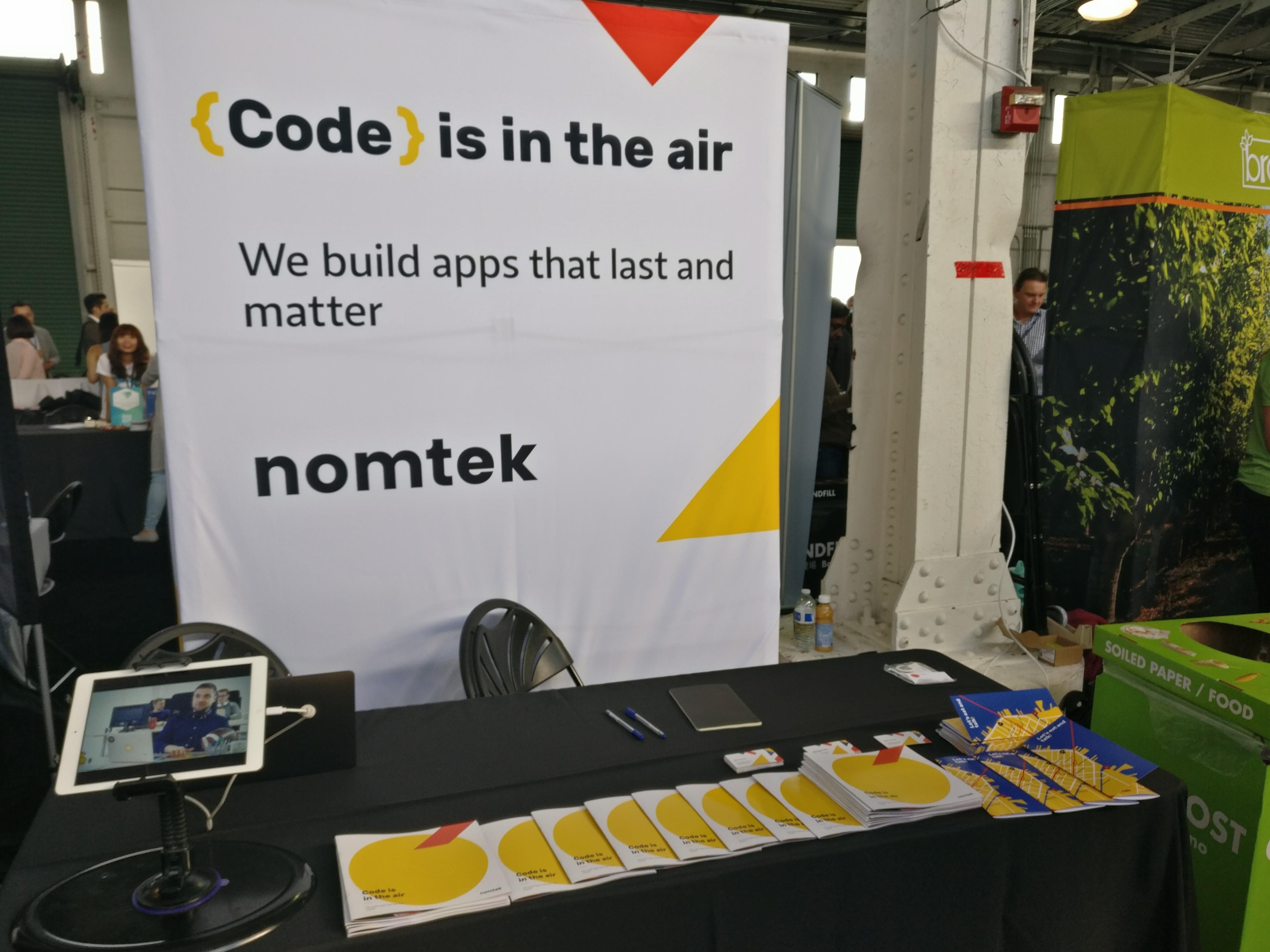 Promocja polskiej marki Nomtek na rynkach zagranicznych