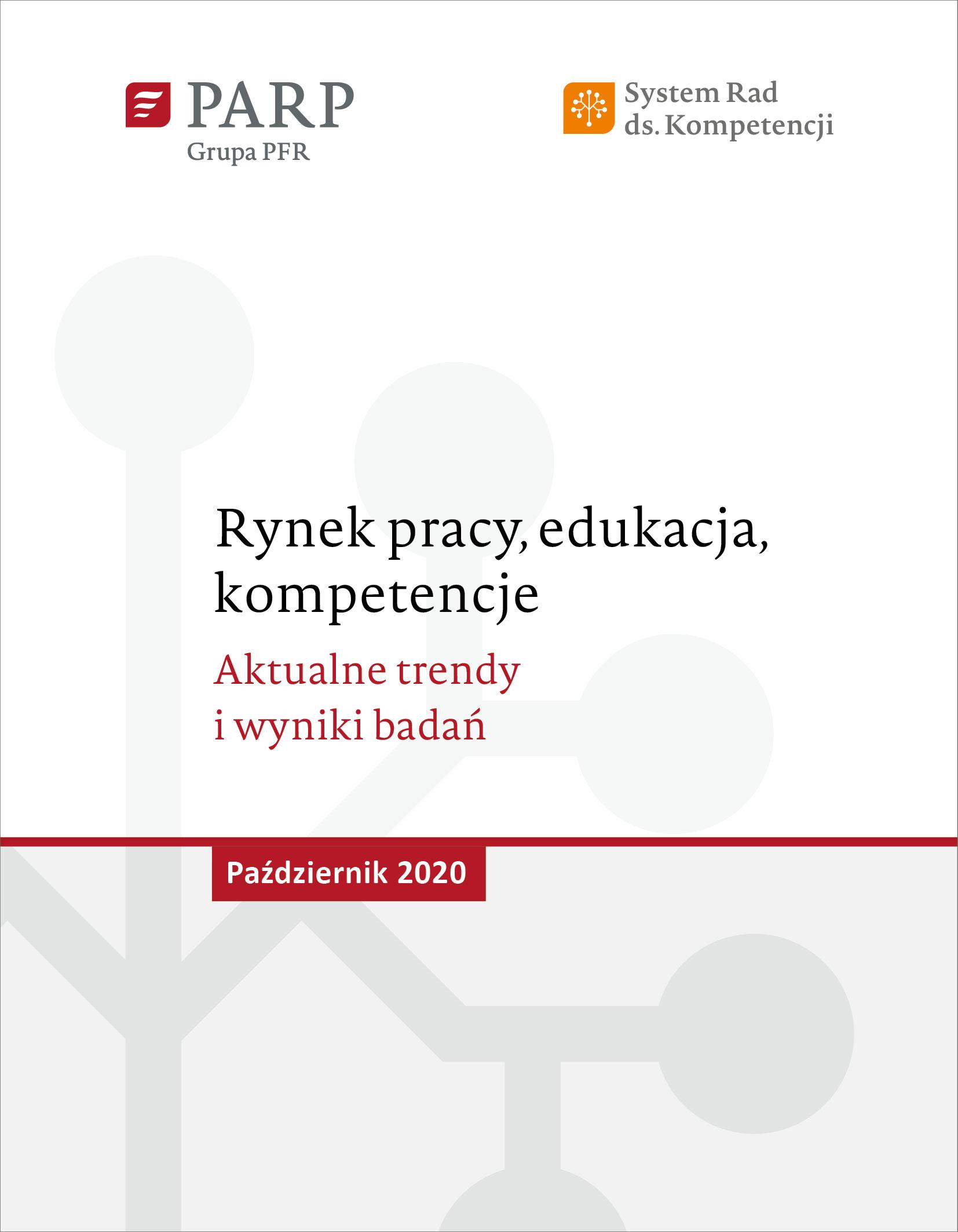 Rynek pracy, edukacja, kompetencje - październik 2020