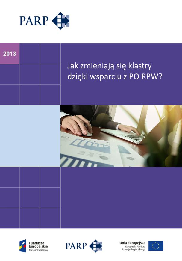 Jak zmieniają się klastry dzięki wsparciu z PO RPW?